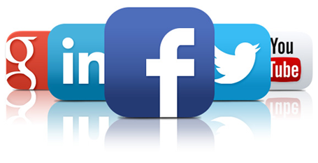 social recruitment through LinkedIn and Twitter